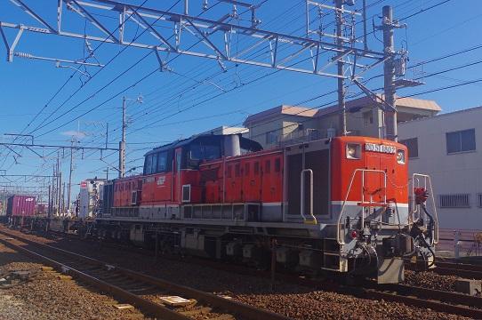 2020.2.4 関西本線 富田浜-四日市 DD51コンテナ1.JPG